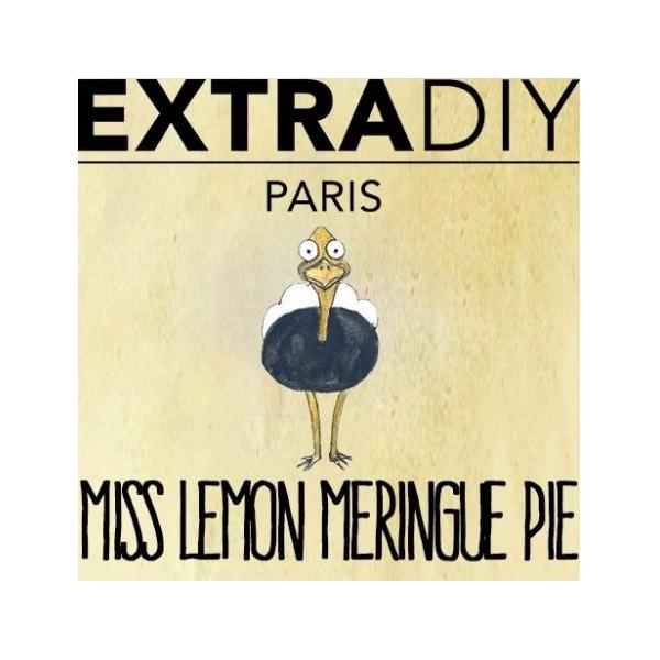 Arôme Tarte au Citron Meringuée Extradiy 10ml