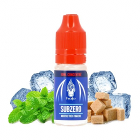 Concentré Sub Zero Halo 10ml